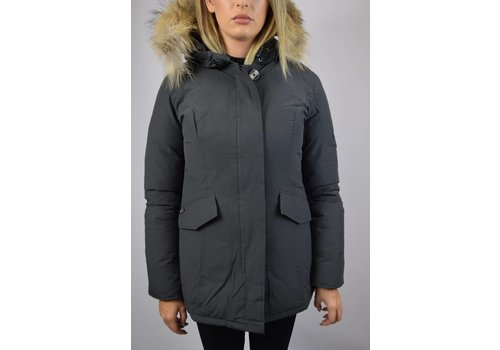 AIRFORCE AIRFORCE 2 POCKET CLASSIC PARKA RF METAL GREY