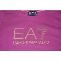 EA7 GIRLS SWEATER ROZE
