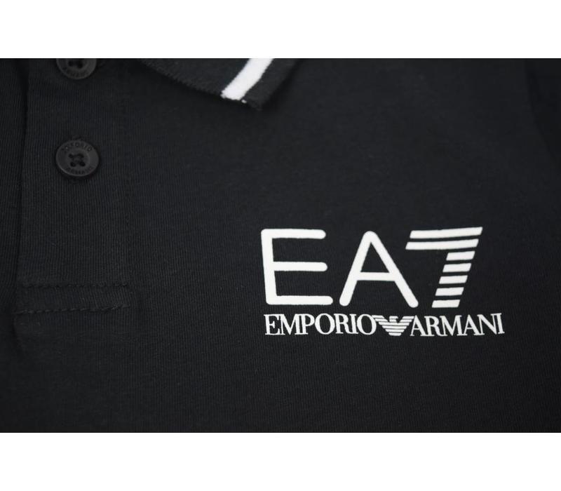 EA7 BOYS POLO LONG