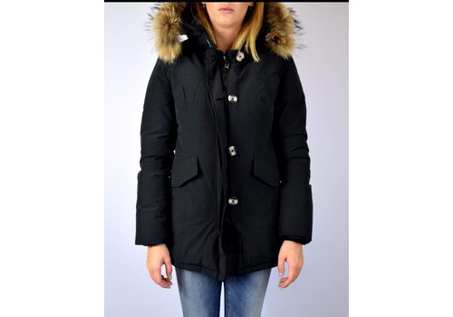 AIRFORCE AIRFORCE 2 POCKET CLASSIC PARKA RF TRUE BLACK