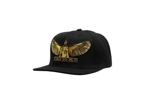 LAUREN ROSE LAUREN ROSE 'BIRDMAN' SNAPBACK CAP