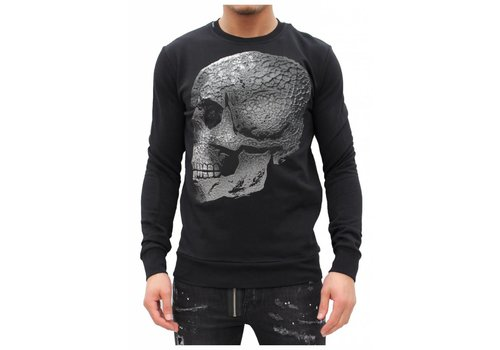 MY BRAND MY BRAND FEARLESS OF DEATH SWEATER