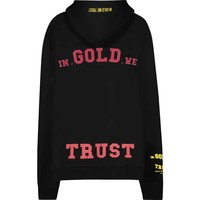 IN GOLD WE TRUST THANK YOU HOODIE