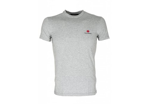 DSQUARED2 DSQUARED2 ROUND NECK T-SHIRT