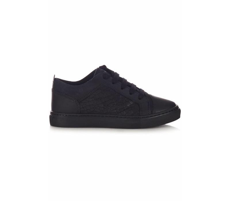 ANTONY MORATO BOYS SNAKE LEATHER SNEAKER