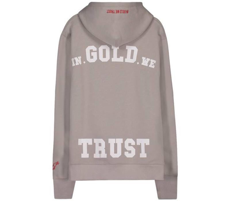IN GOLD WE TRUST IGWT LOGO HOODIE