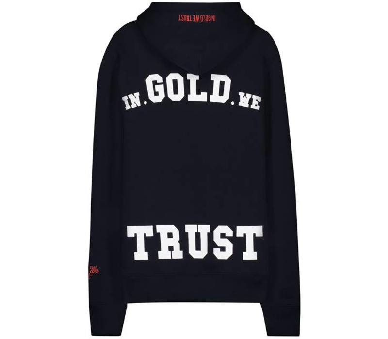 IN GOLD WE TRUST IGWT LOGO HOODIE