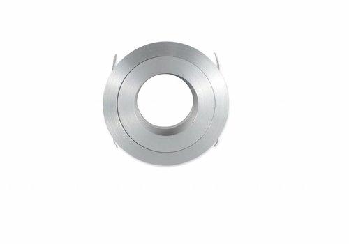 Crius inbouwspot zilver