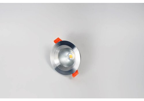ronde aluminium downlight