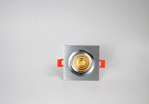 Crius aluminium downlight verstelbaar
