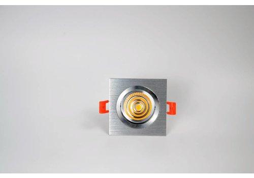 aluminium downlight verstelbaar