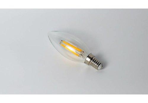 E14 4 watt kaarslampje dimbaar