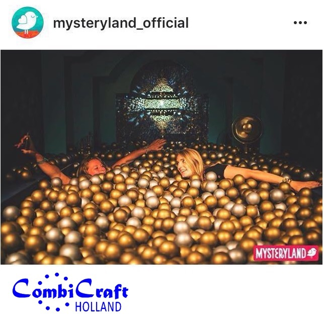 Mysteryland - CombiCraft