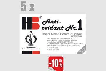 5 x HB Anti-oxidant Nr.1