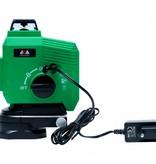 ADA  TOPLINER 3x360° Groene multilijn laser