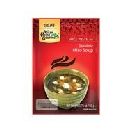 AHG Japanse miso soep pasta 50g
