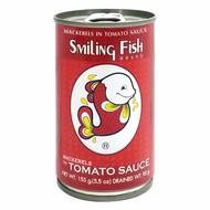 Smiling Fish Gebakken makereel in tomatensaus 155g