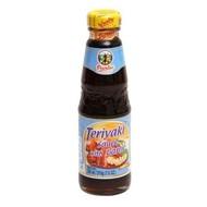 Pantainorasingh Teriyaki saus met knoflook 200ml