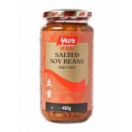 Yeo's Gezouten sojabonen 450g
