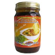 Double Seahorse Gemalen chili en knoflook in olie 227g