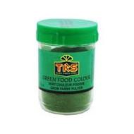 TRS Groene kleurstofpoeder 25g