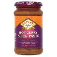 Patak's  Extra hete curry pasta 283g