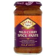 Patak's  Milde curry pasta 283g