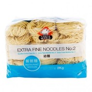 Chef's World  Extra dunne noedel 2kg