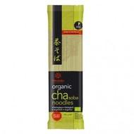 Hakubaku Cha Soba biologische noedel (groene thee) 200g