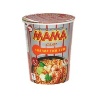 Mama Instant noedel cup tom yum smaak 70g