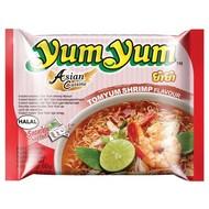 Yum yum Instant noedel tom yum smaak 60g