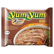 Yum yum Instant noedel rundersmaak 60g