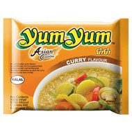 Yum yum Instant noedel currysmaak 60g