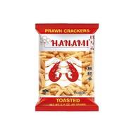 Hanami Garnalen crackers 60g