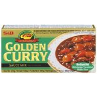 S&B Kruidenpasta Golden curry MEDIUM 100g