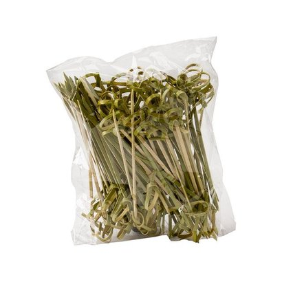 Non food Bamboo prikker 100st 10cm