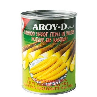 Aroy-D Bamboescheuten tips