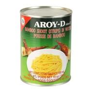 Aroy-D Bamboescheuten fijn gesneden 540g