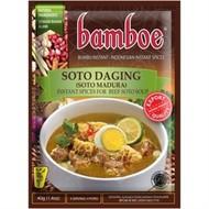 Bamboe Bumbu soto madura pasta 40g