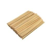 Non food: Lucullus Bamboe satéstokjes 25cm 100pcs/pk