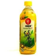 Oishi Groene thee Honing-Citroen 500ml