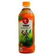 Oishi Groene thee van bruine rijst 500ml