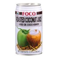 Foco Geroosterde kokosnoot drank 350ml