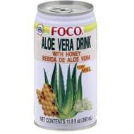 Foco Aloë vera drank 350ml