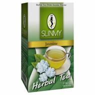 Slinmy Kruidenthee met jasmijn theesmaak 40g