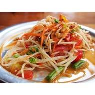 Thaise papaya salade
