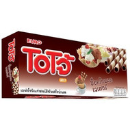 Euro Ojo chocolade wafel 80g