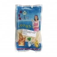 Lotus brand Zure bamboeschijven vacuum 300g
