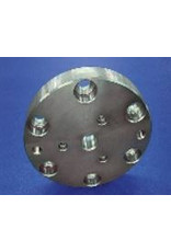 KMT Style Retaining Flange,Outlet, CP3