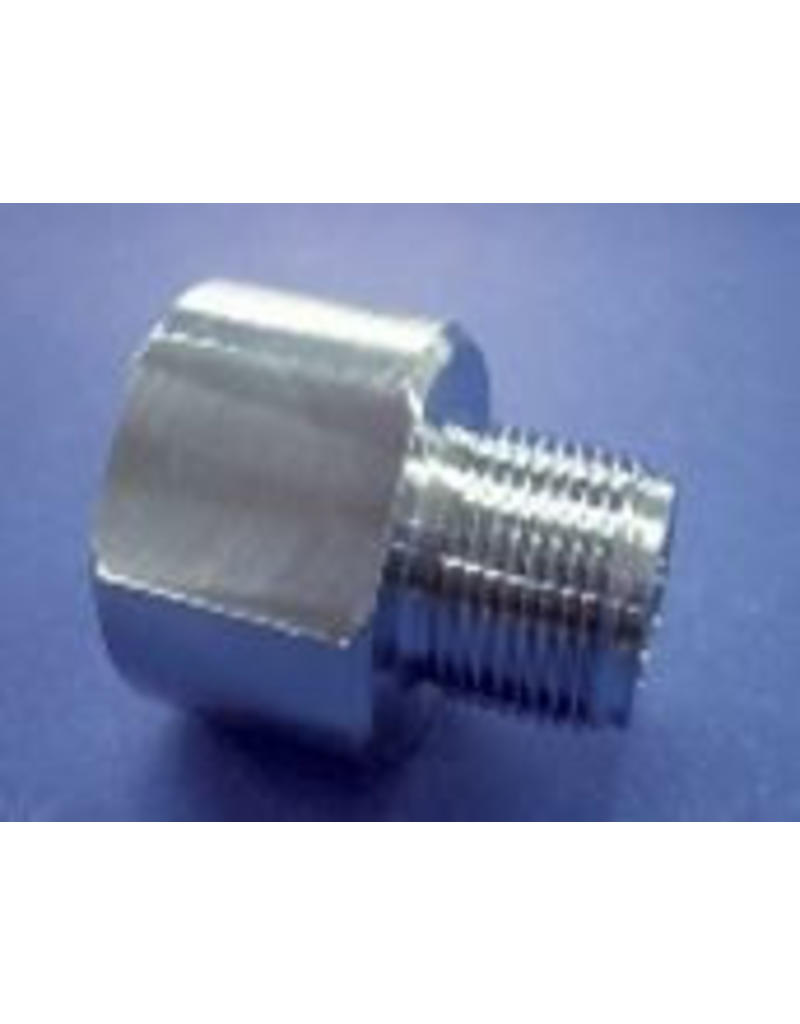 KMT Style Intake Pipe Adaptor, Check Valve
